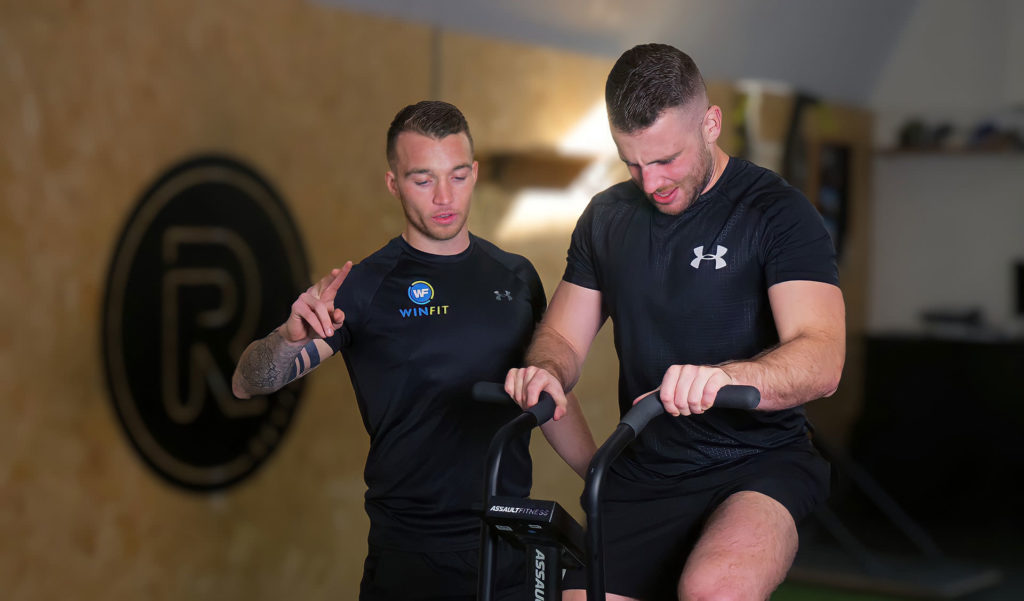 Why choose WinFit personal training